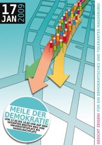 Meile der Demokratie