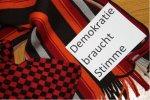 Logo Demokratie braucht Stimme