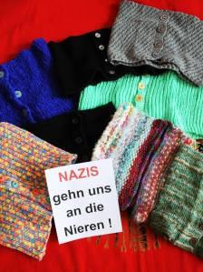 131119 Nazis gehn uns an die Nieren - fb GHerbst