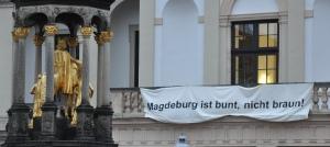 130111 Rathaus MD ist bunt