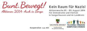 1408 Sangerhausen Bunt.Bewegt!